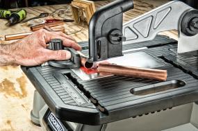 Cutting Copper Pipe